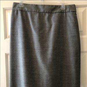 Like new! J. Crew pencil skirt size 10